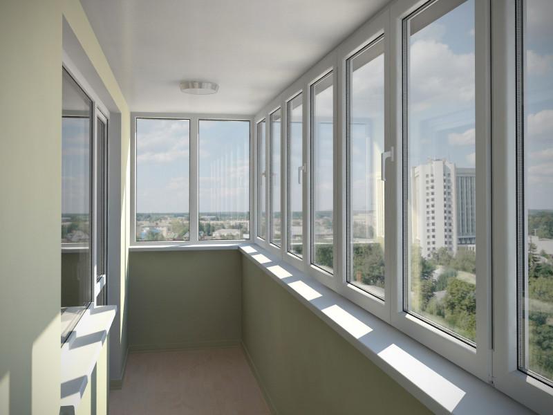 засклення балконів, остекление окон, засклення балконів черкаси, остекление балконов черкассы