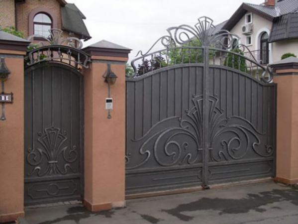 паркани, ковані паркани, паркани ковані, паркани черкаси, купить паркани черкаси, паркани фото,