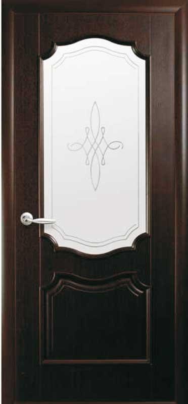двери межкомнатные Інтера Рока Р1